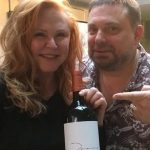 Carol Decker and some bloke off the radio